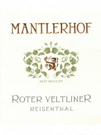Roter Veltliner Reisenthal 2019, Qual.