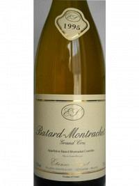 Bâtard-Montrachet Grand Cru 1995, AOC