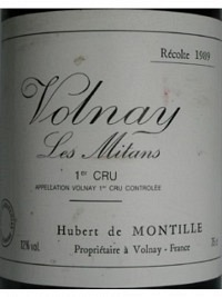 Volnay Mitans 1983, AOC