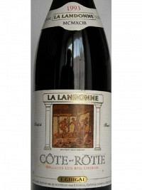 Côte Rotie ''La Landonne'' 1993 AC, MC,