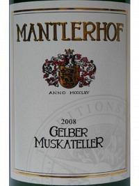 Gelber Muskateller 2019, Qual.