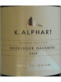 Neuburger Ried Hausberg 2016, Qual.