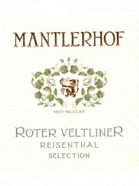 Roter Veltliner Reisenthal Selection 2019, Qual.