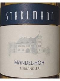 Zierfandler Mandel Höh 2019, Qual.